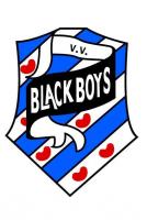 Clublogo van Black Boys MO11-1