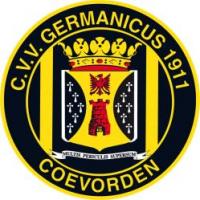 logo van ST Germanicus/CSVC JO15-4G