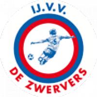 Clublogo van Zwervers, IJVV de 1
