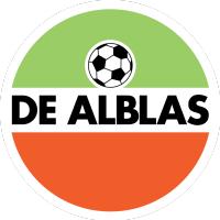 Clublogo van De Alblas 1