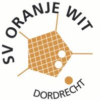 Clublogo van Oranje Wit 4