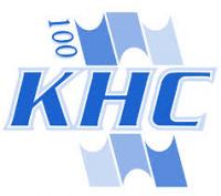 Clublogo van KHC 1