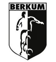 Clublogo van Berkum 1