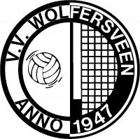 Clublogo van Wolfersveen 1